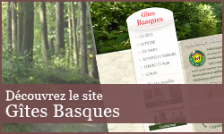 Dcouvrez le site Gtes Basques